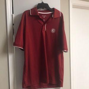 Antigua Short sleeve Alabama Polo
